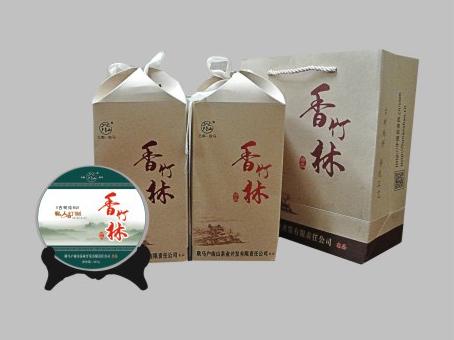 香竹林古树茶