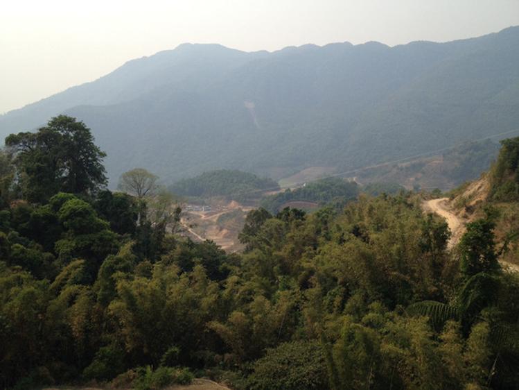 翁丁-云雾缭绕的地方(南滚河国家级自然保护区)