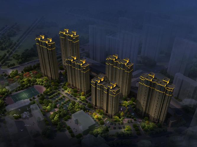 城市景观楼体亮化工程重点要做的是什么?