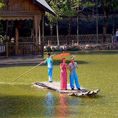 傣族的民族习俗