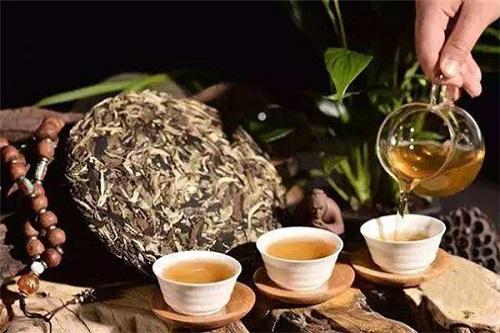 上善若水,上饮为茶-云南茶叶品牌行之君普茶叶