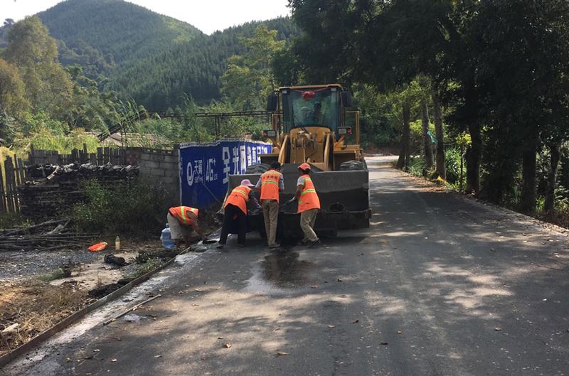 市政道路修建