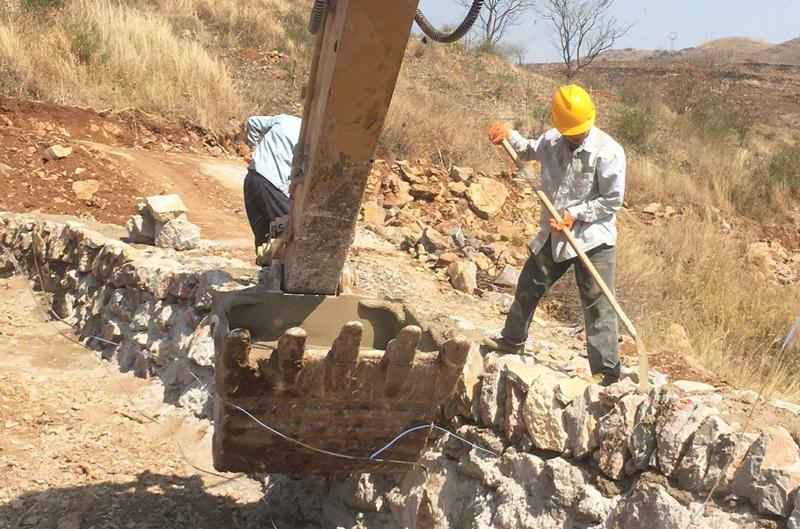 道路石方工程