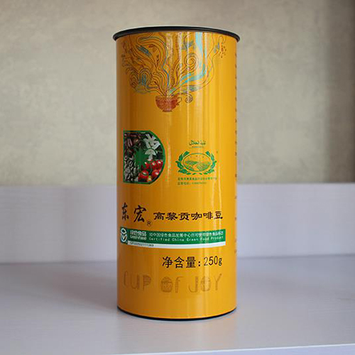 东宏牌焙炒咖啡豆 250g/罐    70元