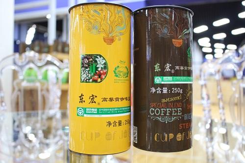东宏高黎贡咖啡豆